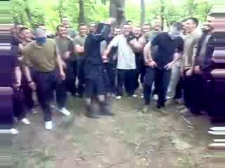 Прикол- в грузинской армии